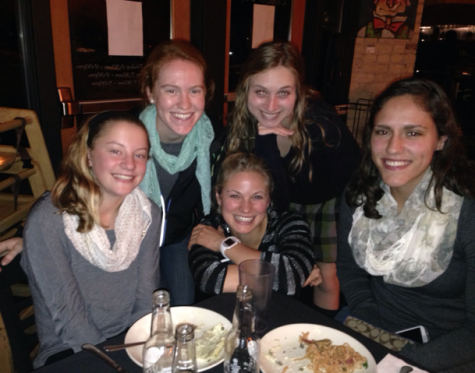 Stillwater Skiers: Siri, Hailey, Mackenzie, Vessa and Me