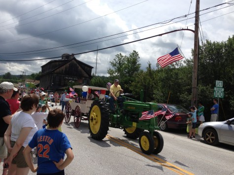 The Londonderry 4th of July Parade