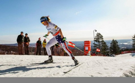 Getting after it! (photo from Salomon Nordic)