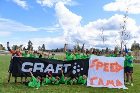 Speed camp group! (photo from Steve Fuller)