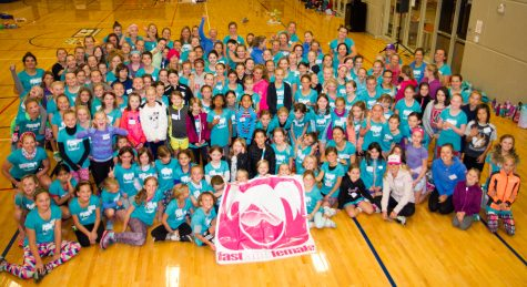 Big turnout for the annual Park City Fast and Female event! (photo from Reese Brown)