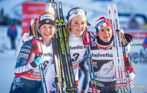 On the podium with Stina and Heidi! (photo by Marcel Hilger)